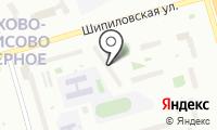 ОПОП Южного административного округа на карте