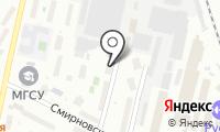 ОПОП Юго-Восточного административного округа на карте