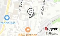Суворовская на карте