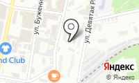 Почтовое отделение МОСКВА 23 на карте
