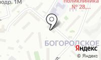 РОСТЭК на карте