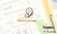 Магазин хозтоваров на Каширском шоссе на карте