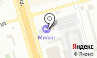 Academservice на карте