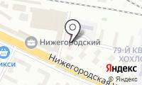 Городская поликлиника №24 на карте