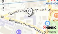Банкор на карте