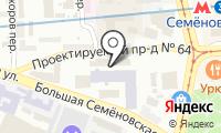 Супинаторы на карте