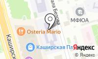 Московский колледж управления и новых технологий на карте