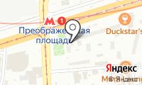 Почтовое отделение МОСКВА 61 на карте