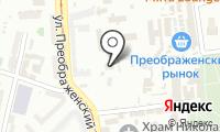 Батальон полиции на карте