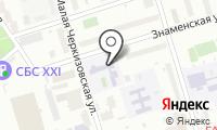 Средняя общеобразовательная школа №392 на карте