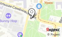 Денис Давыдов на карте