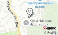 АТ-Групп на карте