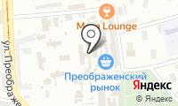 Новгородец на карте