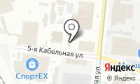 Пик Зебра на карте