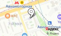 Детский сад №763 на карте
