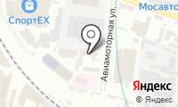 ВСВ на карте
