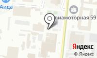 8 Таксомоторный парк на карте