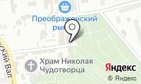 Антен-Монтаж на карте