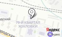Детский сад №1766 на карте