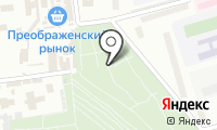 Часовня Николая Чудотворца на карте