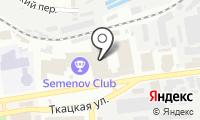 Ля Боте на карте