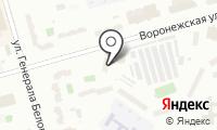 Детская библиотека №101 на карте