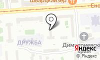 Городская поликлиника №114 на карте