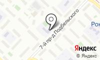 Средняя общеобразовательная школа №362 на карте