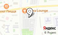Зябликово-27 на карте