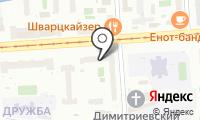 Оникс на карте