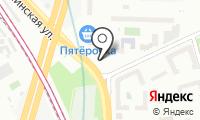 Магазин таможенных товаров на Саратовской на карте
