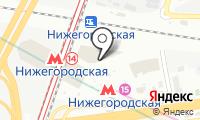 Автостоянка №60 на карте