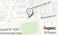 КБ Максима на карте