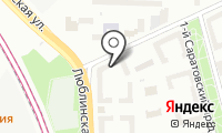 Avon на карте