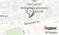 Фабрика химчистки одежды №1 им. Котовского на карте