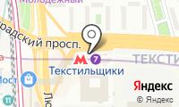 Несси на карте