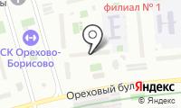 Адмира на карте