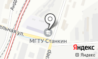 Техко-Лайн на карте
