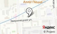 РЭУ №20 района Соколиная Гора на карте