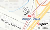 ПавлинПринт на карте