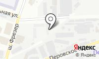 WorldNet на карте