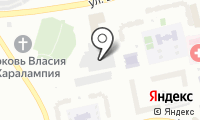 Братеево-1 на карте