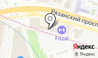 Пацифика на карте