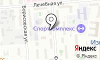 Осипов и Ко на карте