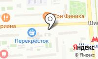 Магазин строительных материалов на карте