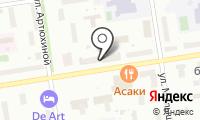 Фиданочка на карте