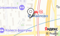 Live Vision на карте