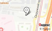 Маген Д на карте