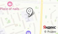 Средняя общеобразовательная школа №898 с дошкольным отделением им. генерала И.Д. Стаценко на карте