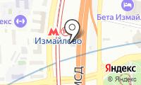 Автокомбинат №25 на карте